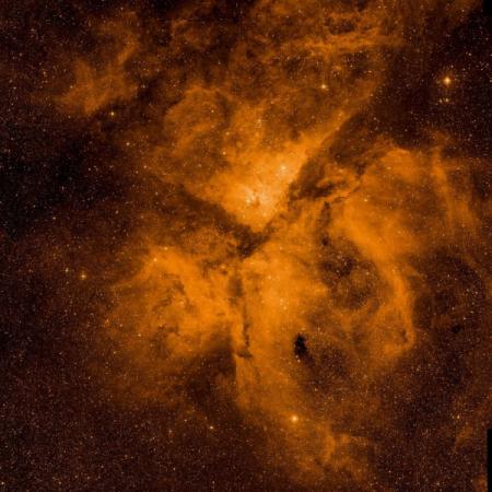 Image of Eta Carinae Nebula