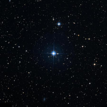 Image of HR 7527