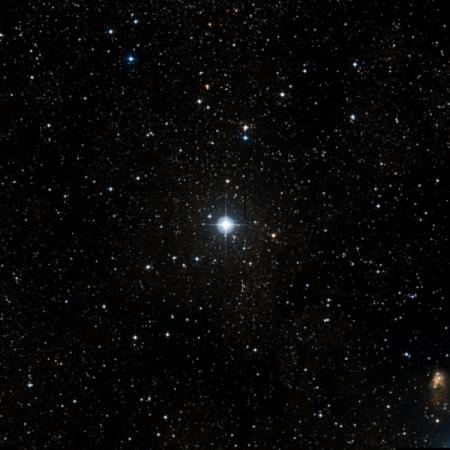 Image of HR 7540