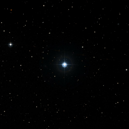 Image of HR 578