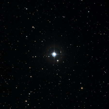 Image of HR 3395