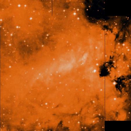 Image of Omega Nebula