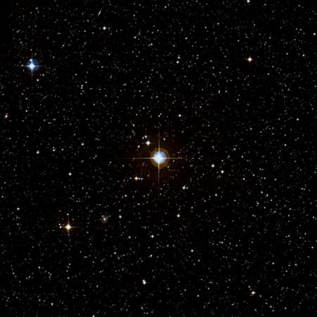 Image of HR 7541
