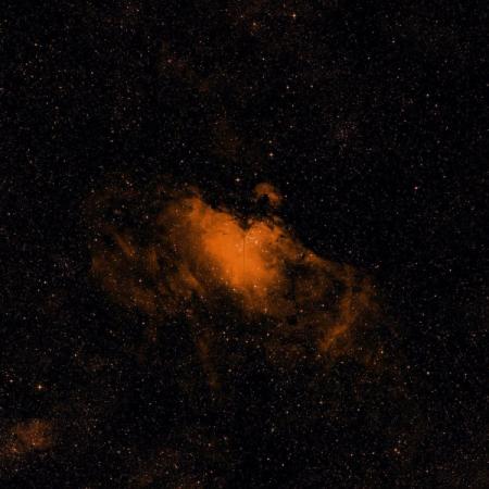 Image of Eagle Nebula