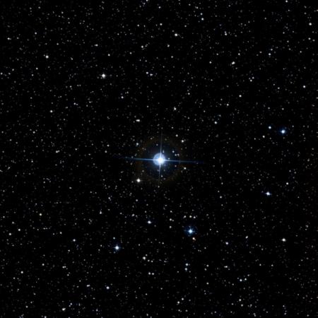 Image of HR 7697