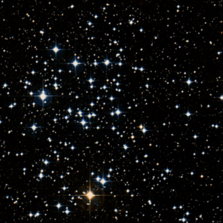 Image of Heart-Shaped Cluster