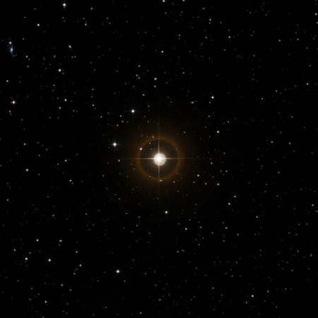 Image of HR 8458