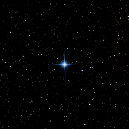 Image of HR 2446