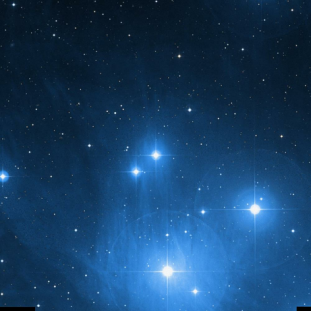 Image of Asterope