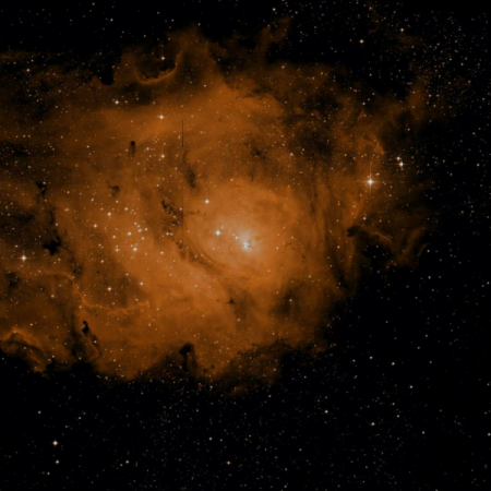 Image of Lagoon Nebula