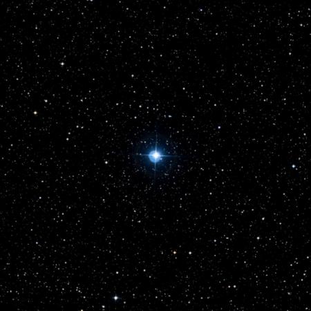 Image of HR 7589