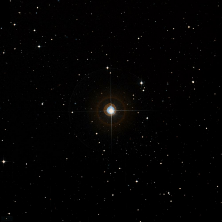 Image of HR 8883