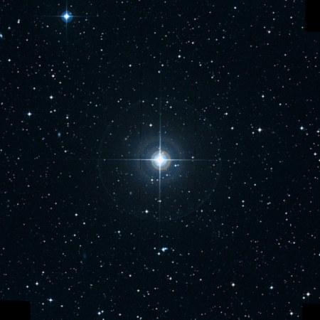 Image of HR 5390