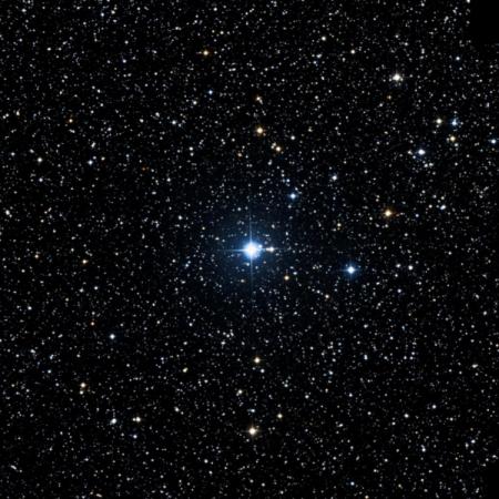 Image of HR 8463