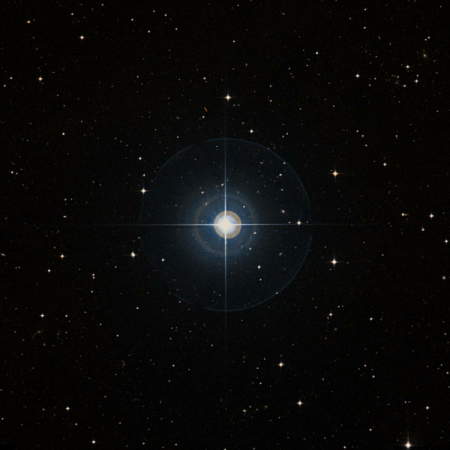 Image of β-Sextans