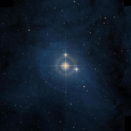 Image of ρ-Oph