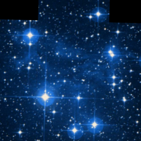 Image of NGC 2547