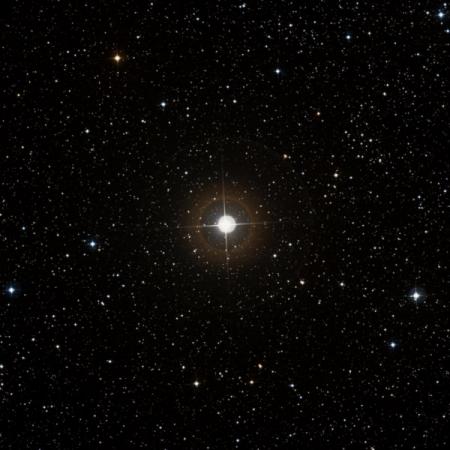 Image of χ-Cas