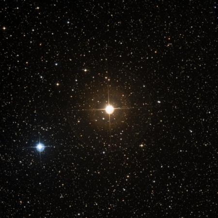 Image of ρ-Cas