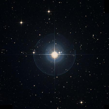 Image of τ-Vir