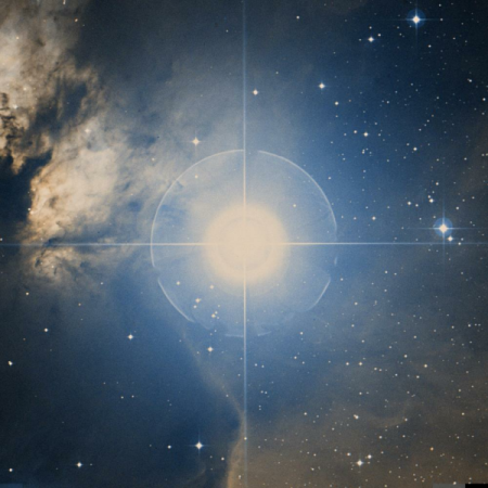 Image of ζ-Ori