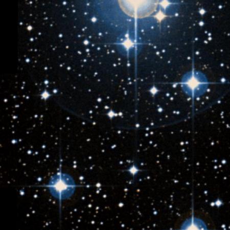 Image of NGC 2232