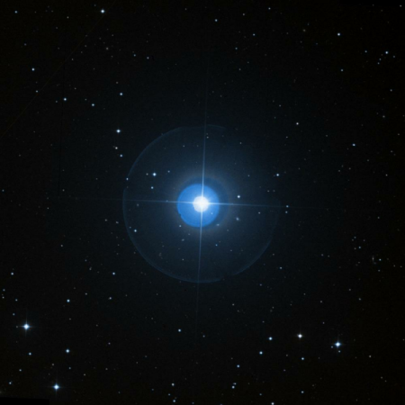 Image of λ-Boo