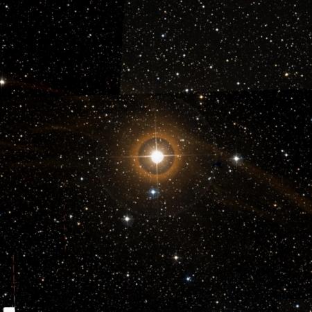 Image of V1488 Cyg