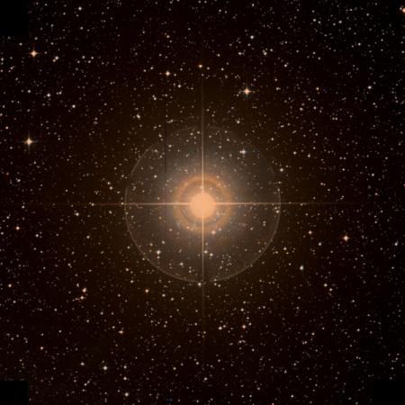 Image of σ-Pup
