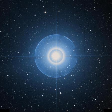 Image of ζ-Oph