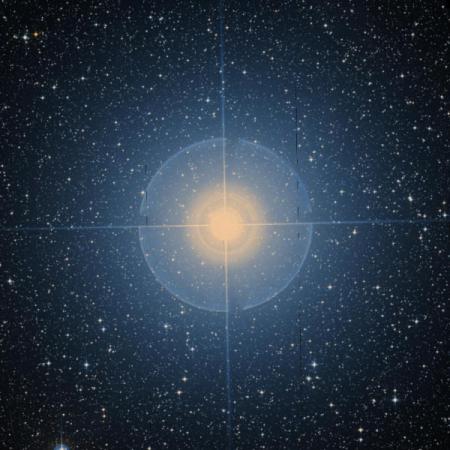 Image of δ-Vel