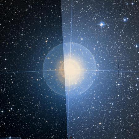 Image of γ²-Vel