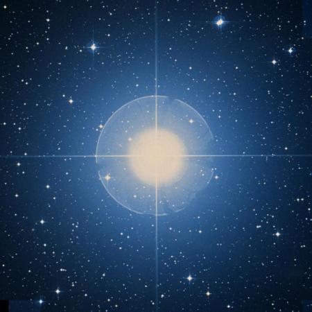 Image of Epsilon Orionis Nebula