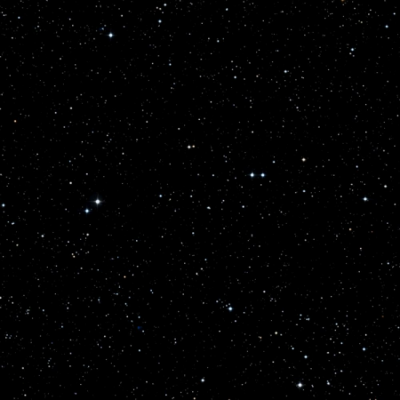 Image of Alpha Persei Cluster