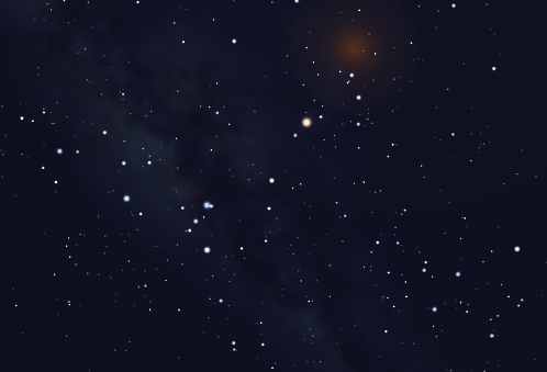 The Constellation Scorpius In The Sky Org