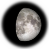10-day old moon