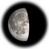 21-day old moon