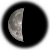 23-day old moon